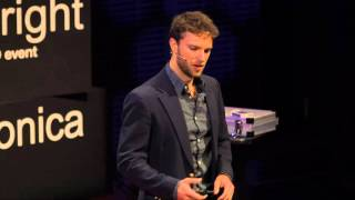 Tranformational magic: Extending the realm of possibility | Ryan Bart | TEDxFulbrightSantaMonica