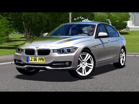 City Car Driving Bmw Series 3 335i F30 Download Link Youtube