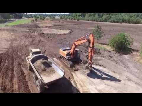 Hockinson High School Wetland Mitigation Project