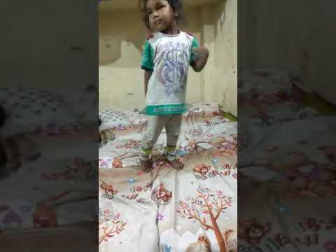 Ek chhoti si bachhi Ka dance bhojpuri song par