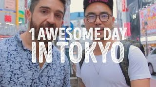 GAIDO TV JAPAN / MAKE THE MOST OF 1 DAY IN TOKYO / 東京で一日の大半を作ります