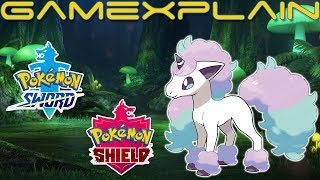 Galarian Ponyta Fully Revealed in Pokémon Sword & Shield! (Exclusive to Shield)