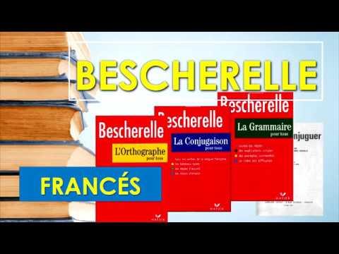 francés---bescherelle-4-libros