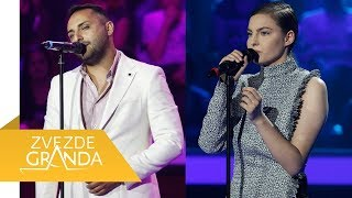 Darko Kocevski Darinos i Dzejla Ramovic - Splet pesama - (live) - ZG - 18/19 - 08.06.19. EM 38