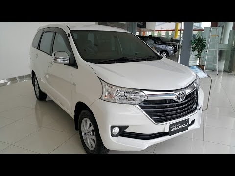 grand new avanza g 1.5 tipe e abs toyota white youtube