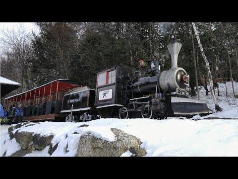 J.E. Henry Railway | Loon Mt 1/23/16