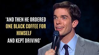 Download John Mulaney is a great STORYTELLER Mp3 and Videos