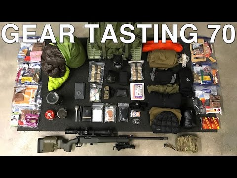 Gear Loadout For The Mammoth Sniper Challenge - Gear Tasting 70