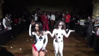Women's Performance @House of Ebony LaFamilia Ball 2017   BRTB TV (BALLROOM THROWBACKS)