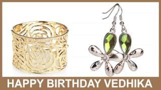 Vedhika   Jewelry & Joyas - Happy Birthday
