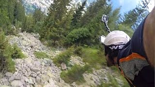 Gambar cover GoPro: Graham Dickinson's Insane Wingsuit Flight - Front Helmet Cam 2 of 3