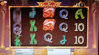 Online Casino Club Angespielt Ark of Mystery
