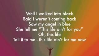 This Life - Edward Sharpe and the Magnetic Zeros (Lyrics on Screen)