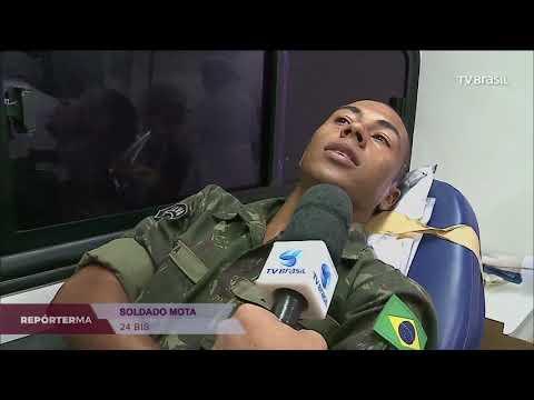 Hoje (14) é comemorado O Dia Mundial da Doação de Sangue