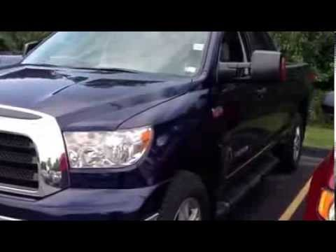 2007 toyota tundra sr 5 4x4 used pickup truck for sale marshall ford in o 39 fallon mo youtube. Black Bedroom Furniture Sets. Home Design Ideas
