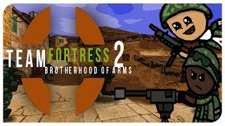 team Fortress 2 для реалистов (Brotherhood of arms)