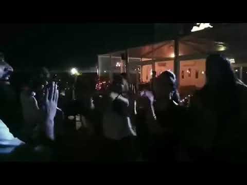 Tanveer ali singing in party