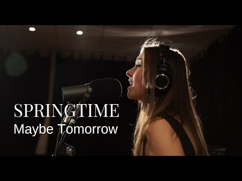 Maybe Tomorrow - Stereophonics (cover by Springtime)