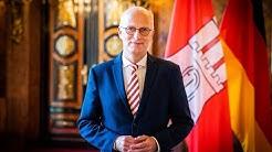 Videobotschaft von Bürgermeister Tschentscher zu Corona in Hamburg