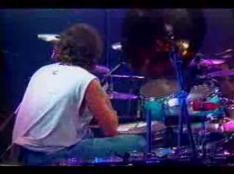 Flea an Chad Smith jam