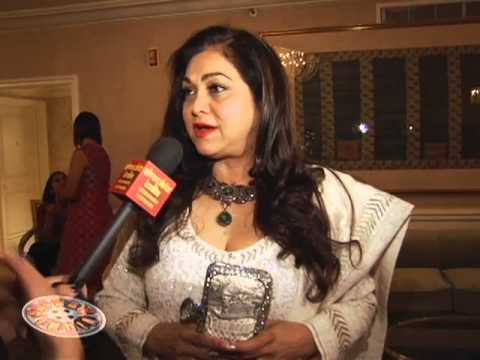 Reshma Dordi of SBI catches up with actress Tina Ambani