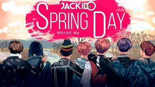 BTS - Spring Day (Jackie-O RUS Cover)