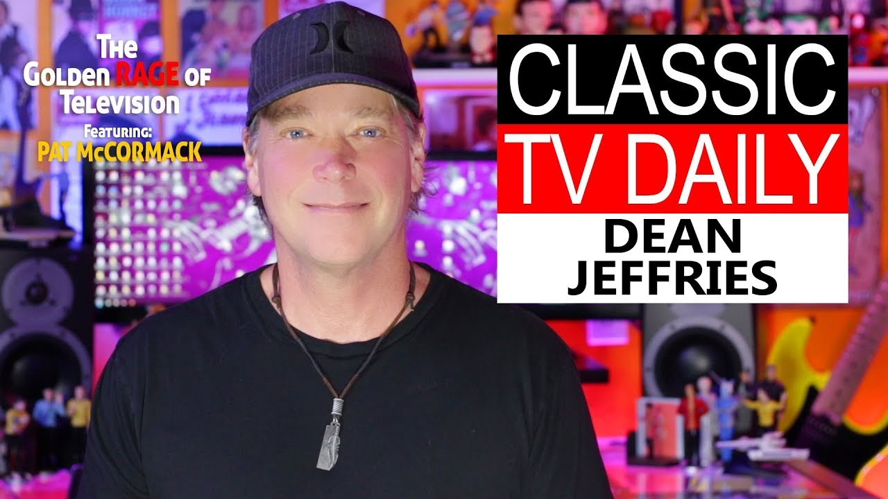 Classic Tv Daily Dean Jeffries Custom Cars Youtube