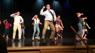 Triad Lip Sync 2014