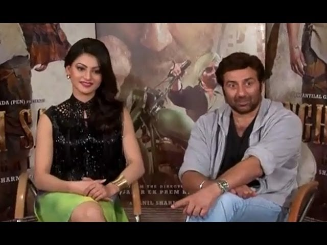 Sunny Deol Upcoming Movie Singh Sahab The Great Promotion Travel Video