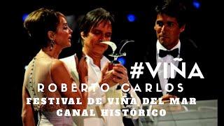 Roberto Carlos (en Vivo) - Mujer Pequeña - Festival de Viña del Mar  #VIÑA