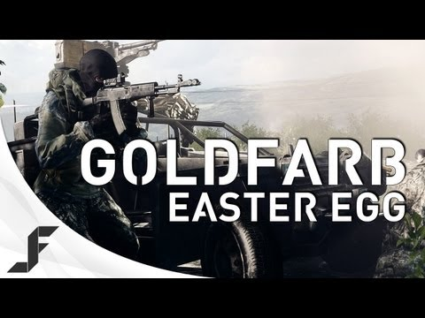 Battlefield 3 easter egg referring to former designer discovered after two years