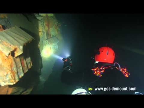 Go Sidemount | Side Mount Mine Diving in Germany - Operation 6°