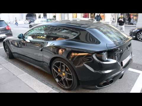 Best of Supercars in Zürich 2014