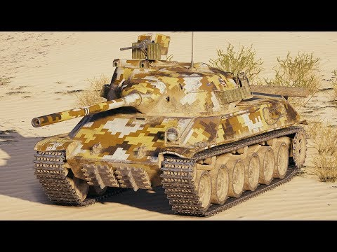 World of Tanks TVP T 50/51 - 5 Kills 10,4K Damage thumbnail
