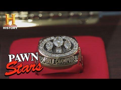 Pawn Stars: 49ers Super Bowl Rings (Season 15) | History