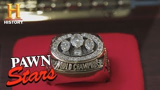 Pawn Stars: 49ers Super Bowl Rings (Season 15) | History
