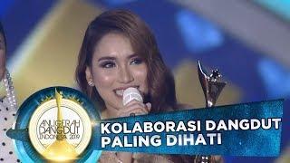 AYU TING TING Menang Kolaborasi Dangdung Paling di Hati! - Anugerah Dangdut Indonesia 2019 (17/11)