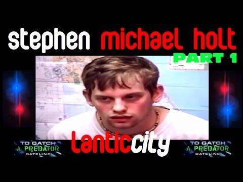 The Stephen Michael Holt Trilogy (Part 1)