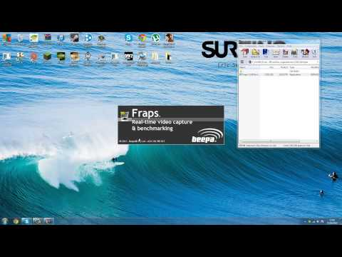 How To Install Fraps Full Version FREE