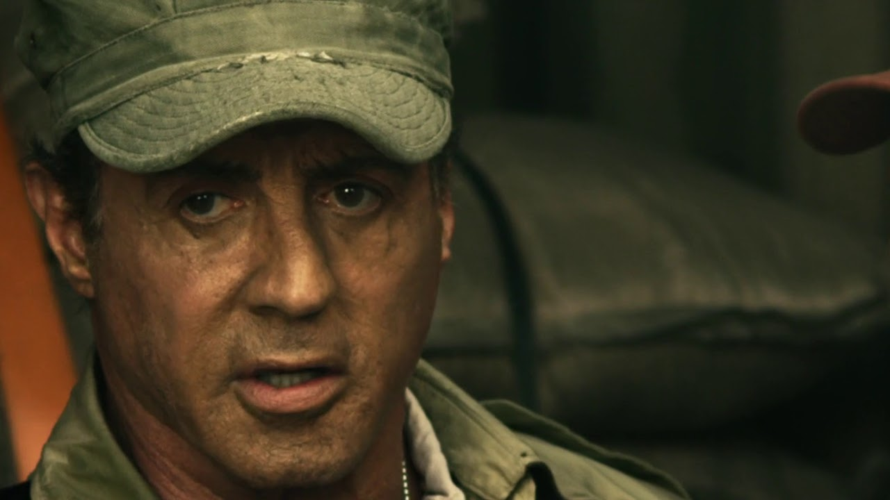 action scenes The Expendables 3 2014