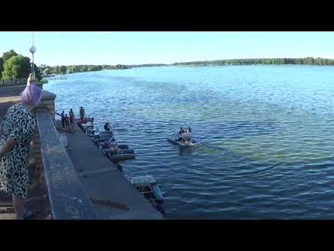 Людиново озеро Ломпадь