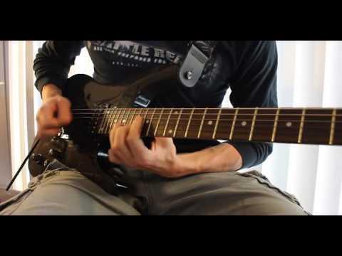 Gioni-Trigger (Trap Nation) (Guitar Cover)