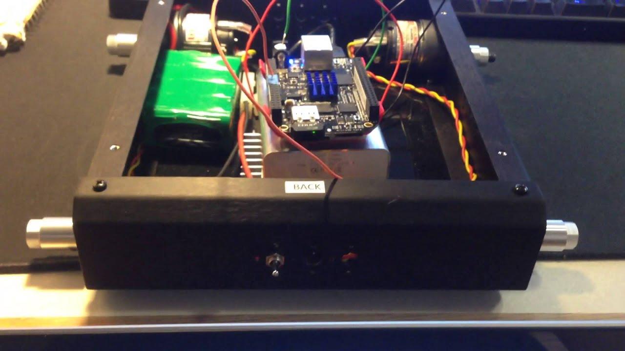 ROS_Based_Rover_Updates - AMP Lab
