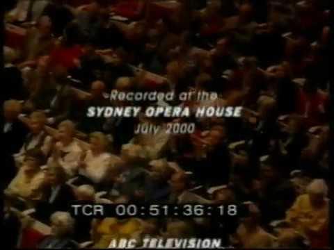 Брамс. Концерт N 1(5). Вера Каменева и Сиднейский симфонический оркестр. Дирижёр Эдуард Чивзель.
