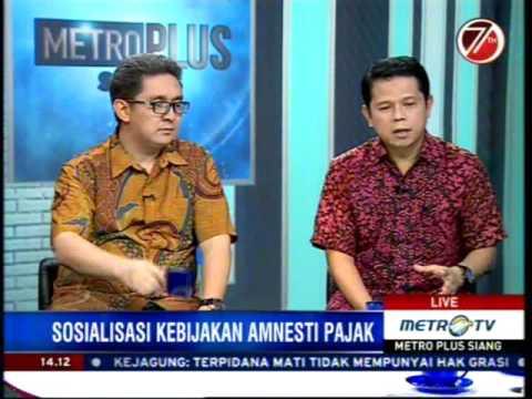 Dialog Kebijakan Tax Amnesti