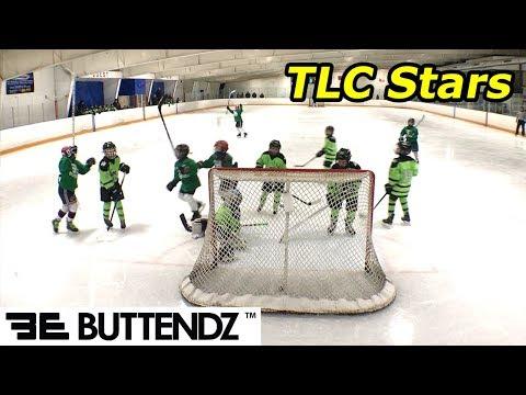 Kids HocKey TLC Stars (HoneyBaked) vs Team ButtEndz Pepsi Tournament