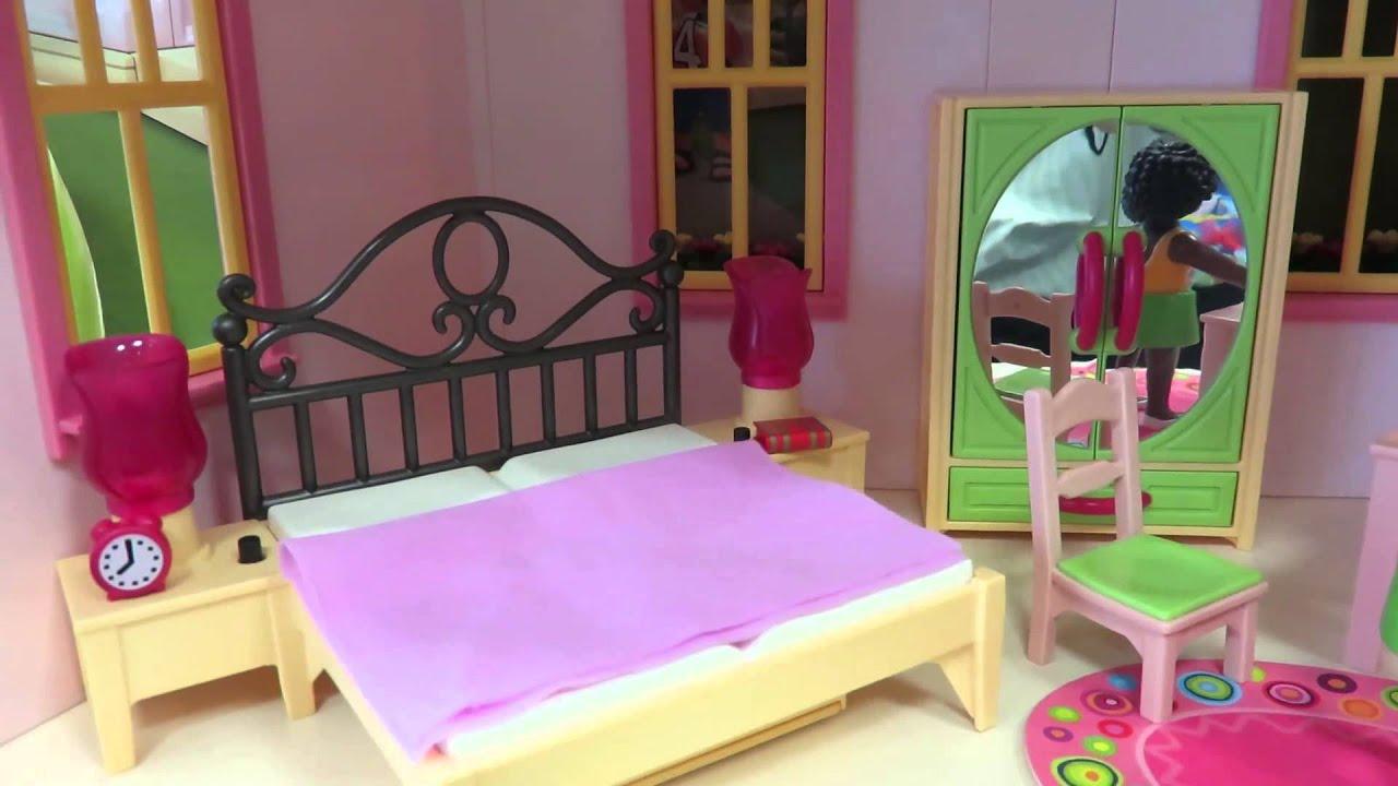Das playmobil schlafzimmer 5309 pr sentiert von for Playmobil haus schlafzimmer