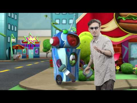 Filthy Frank on VeggieTales in the City thumbnail