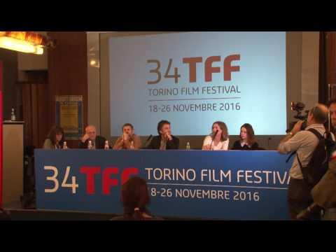 TFF34 - Conferenza Stampa della Giuria