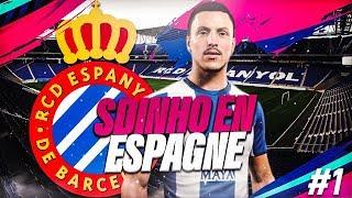 FIFA19   CARRIERE JOUEUR   MES DÉBUTS EN ESPAGNE #01